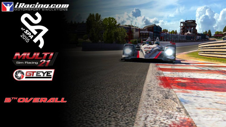 GTEYE Racing Spa24h